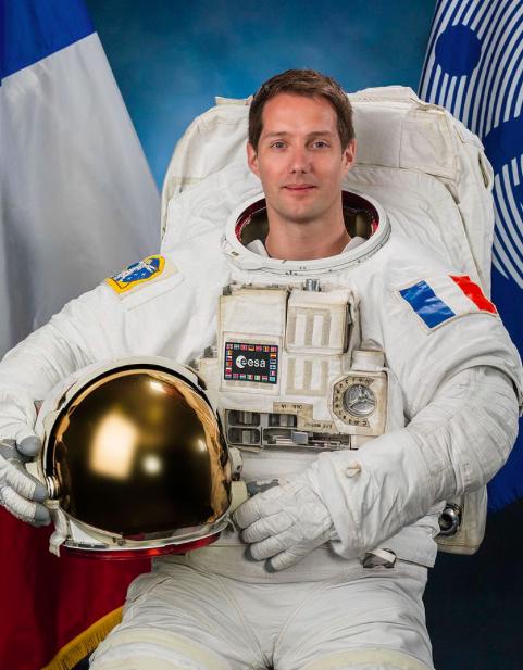 Thomas Pesquet, ESA